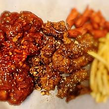 #餐桌上的春日限定#双味韩式炸鸡