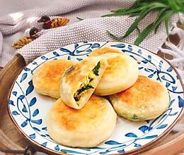 #春季减肥,边吃边瘦#韭菜饼子的做法