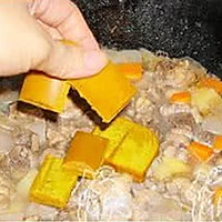 咖喱鸡肉饭的做法图解5