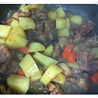 黑椒鸡腿烧土豆的做法图解11