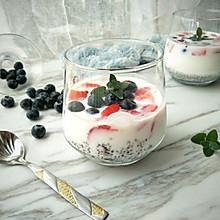 藜麦酸奶水果杯#爽口凉菜,开胃一夏!#