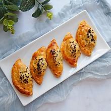 #父亲节,给老爸做道菜#豆沙酥(快手版)