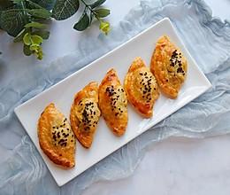 #父亲节,给老爸做道菜#豆沙酥(快手版)的做法