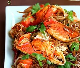 魔芋香辣蟹的做法