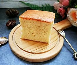古早蛋糕 海绵蛋糕的做法