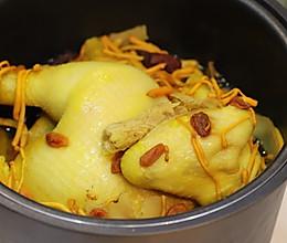 电饭煲版汽锅鸡的做法
