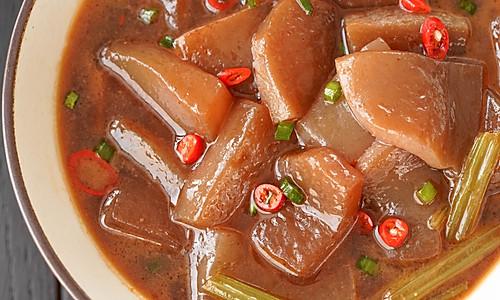 日食记   魔芋豆腐的做法