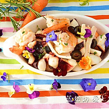 普罗旺斯海鲜沙拉