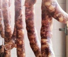 自制腊肠 广式风味的做法