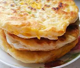 软香的鸡蛋葱花饼的做法
