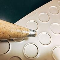 网红香港珍妮小熊曲奇 咖啡小花云顶曲奇饼干 咖啡伴侣下午茶的做法图解11