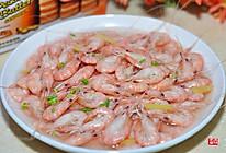 盐水白米虾的做法