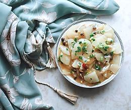 #就是红烧吃不腻!#【越の厨】———白玉小鲜菇的做法