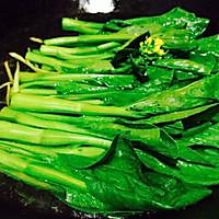 粤式经典--白灼菜心的做法图解5
