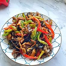 #合理膳食 营养健康进家庭#超级简单开胃的鱼香肉丝