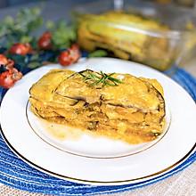 意式奶酪肉茄饼