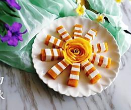 芒果椰汁千层糕的做法