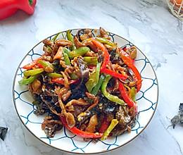 #合理膳食 营养健康进家庭#超级简单开胃的鱼香肉丝的做法