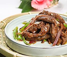 极妙厨房丨黑椒牛柳的做法