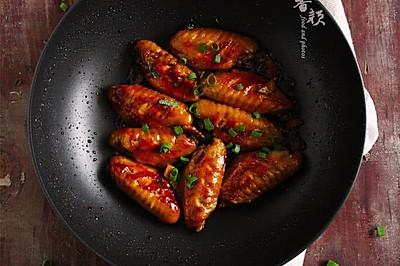 高升鸡翅#MEYER·焕新厨房,唤醒美味#