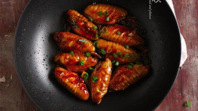 高升鸡翅#MEYER·焕新厨房,唤醒美味#的做法