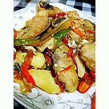 干煎糍粑鱼