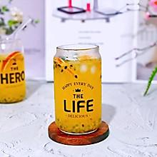 #夏日冰品不能少#百香果柠檬蜂蜜冰饮