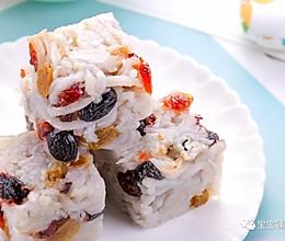 甜味芋头糕 宝宝辅食食谱的做法