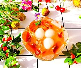 #爱乐甜夏日轻脂甜蜜#酸甜一夏~山楂冰粉的做法