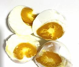 咸蛋的做法