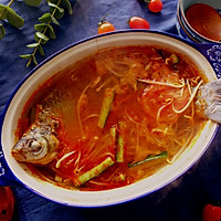 红酸汤武昌鱼