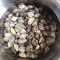 冬瓜蛤蜊汤的做法图解1