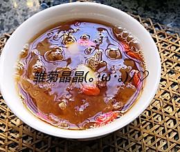 银耳百合莲子汤的做法