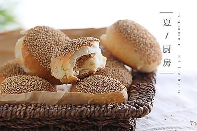 黄桥烧饼#美的烤箱菜谱#