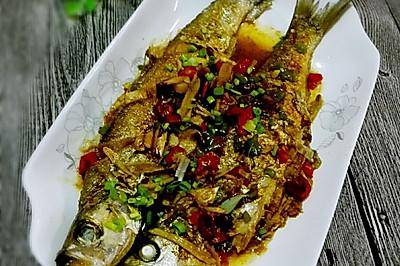 香煎刁子鱼#我要上首页下饭家常菜#