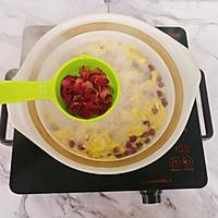 玫瑰花鸡蛋酒酿#快手又营养,我家的冬日必备菜品#的做法图解9
