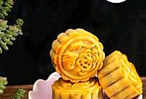 #晒出你的团圆大餐#自制橙皮红豆沙广式月饼的做法