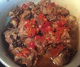豆豉辣椒蒸排骨的做法