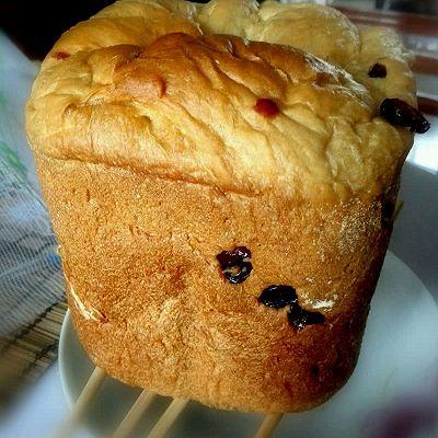 蔓越莓奶味面包