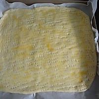 #东菱魔法云面包机#香葱肉松面包卷的做法图解7