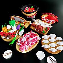 翻糖火锅生日宴