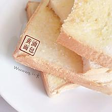 奶香黄油烤土司