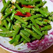 凉拌菜—麻汁豆角
