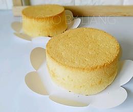 六寸戚风水果裸蛋糕纸杯蛋糕8寸适用超详细做法的做法