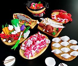 翻糖火锅生日宴的做法