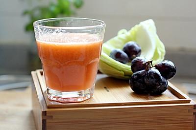 黑提综合蔬果汁