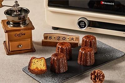 法式甜品-可露丽   精致下午茶搭配甜点