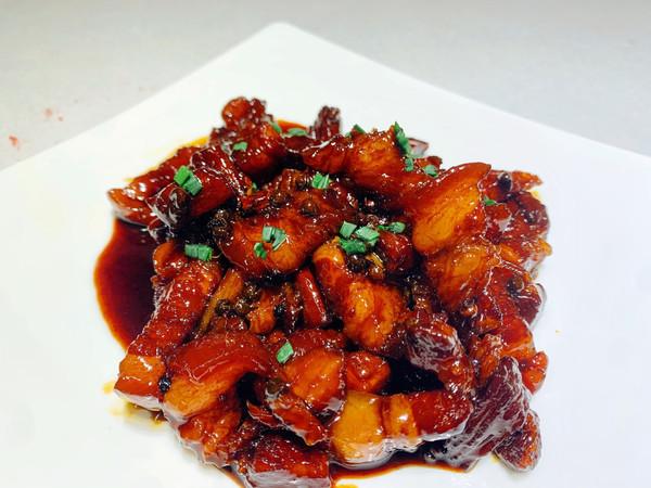 红烧五花肉的做法