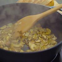 奶油蘑菇汤的做法图解2