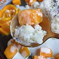 芒果糯米饭的做法图解4